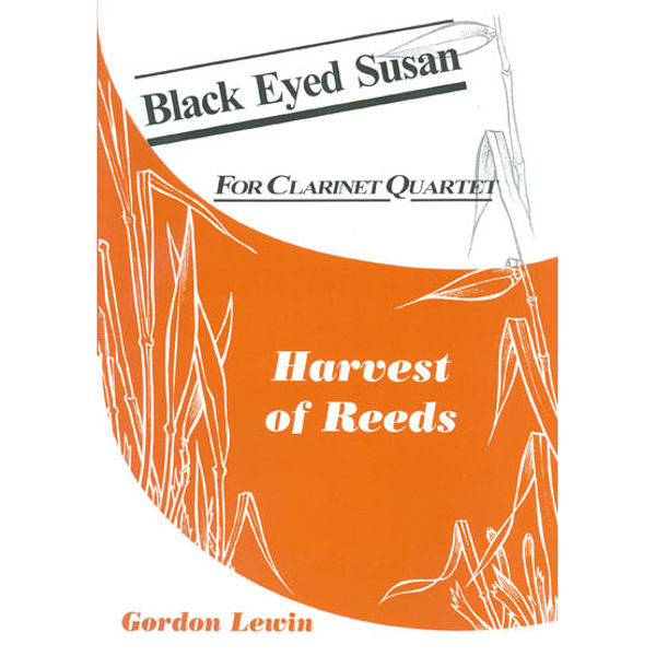 Black Eyed Susan, Clarinets - 4 parts