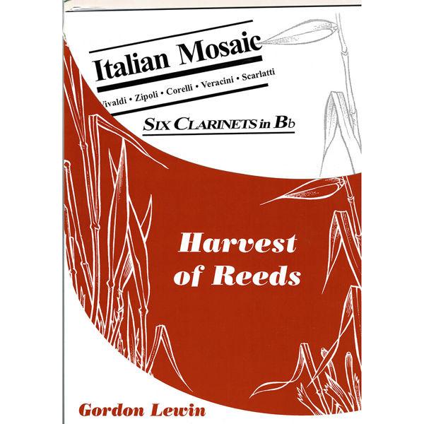 Italian Mosaic, Clarinets - 6 parts