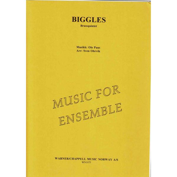 Biggles Messingkvintett - Ole Paus Arr Sven Ohrvik