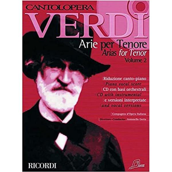 Verdi - Arie Per Tenore