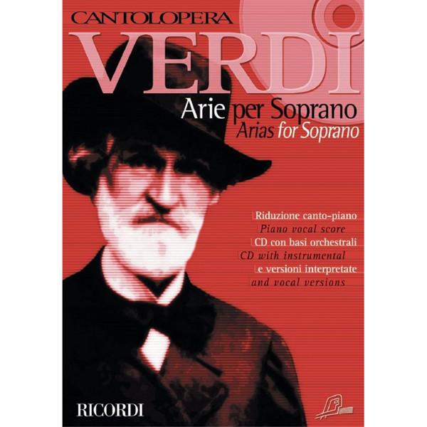 Arie per Soprano Cantolopera Vol. 1