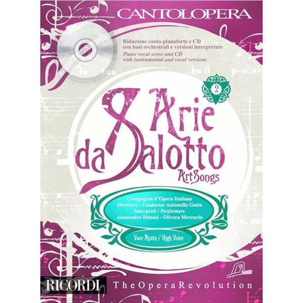 Aire da Salotto Vol. 2 - Medium Voice