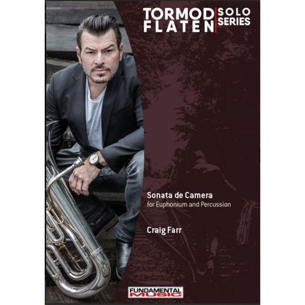 Sonata de Camera - for euphonium and percussion - Farr