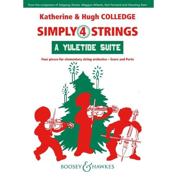 Simply 4 Strings - A Yuletide Suite
