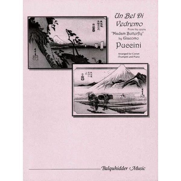 Un Bel Di Vedremo - Puccini - For Cornet and Piano