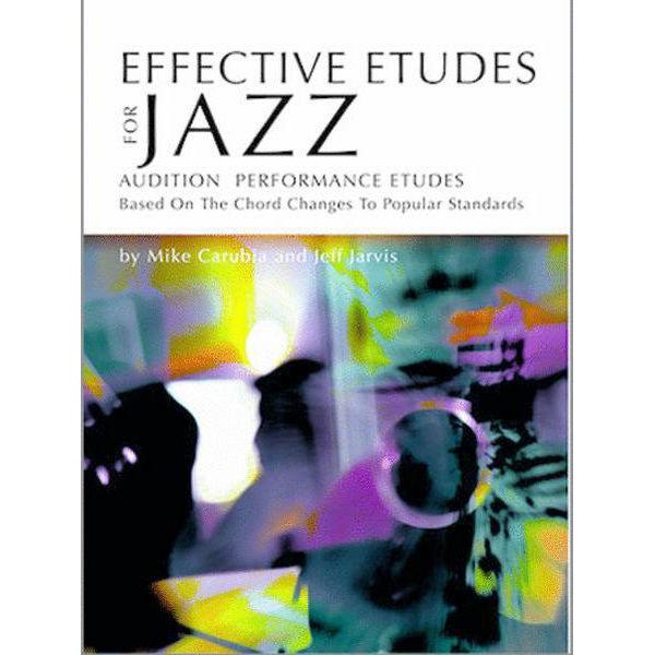 Effective etudes for jazz - Trombone