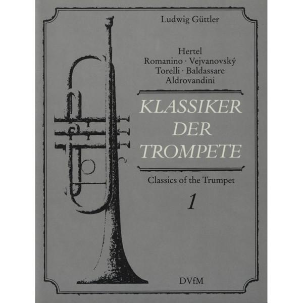 Klassiker der trompete 1 - Güttler