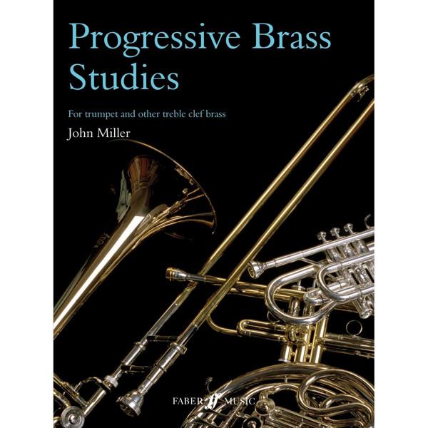 Progressive studies for trumpet - John Miller
