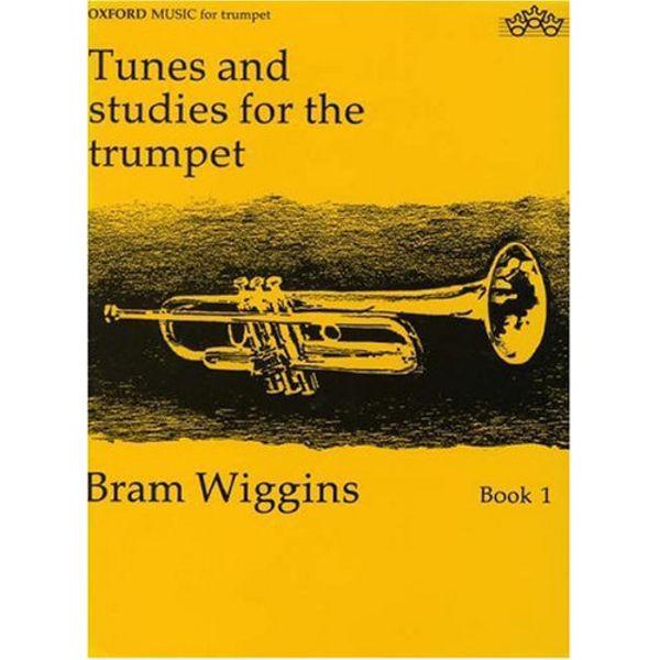 Tunes and studies for trumpet 1 - Bram Wiggins
