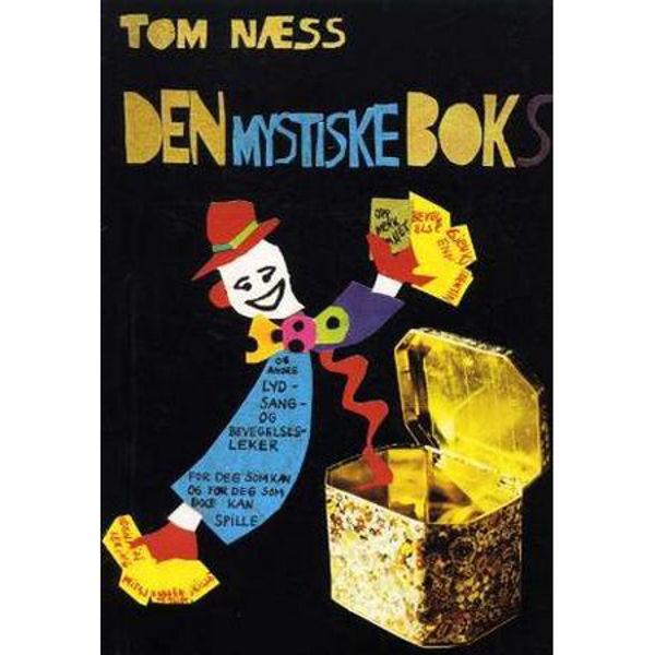 Den mystiske boks m/CD - Tom Næss