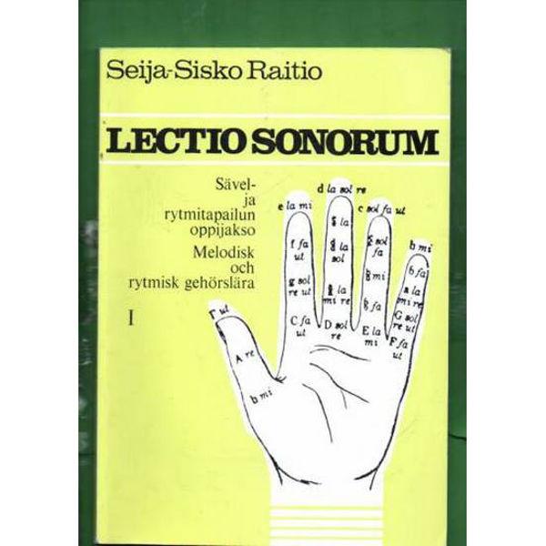 Lectio Sonorum 1 (Hørelære) Seija-Sisko Raitio