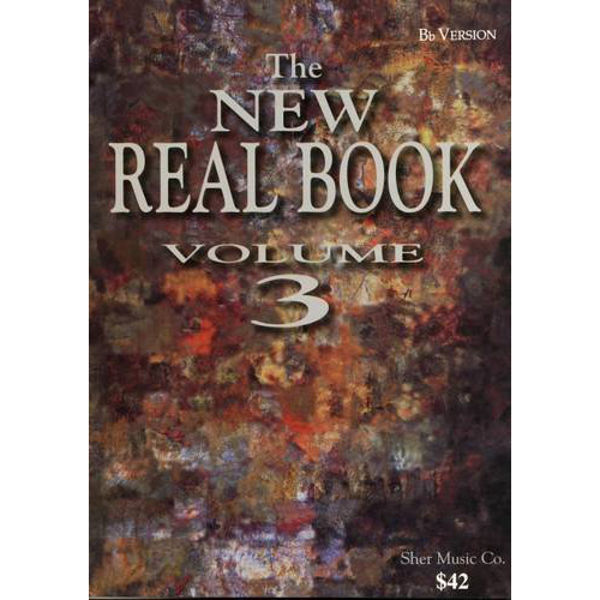 New real book, The vol 3 Bb