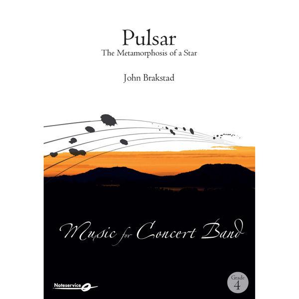 Pulsar, The Metamorphosis of a Star CB4 - John Brakstad