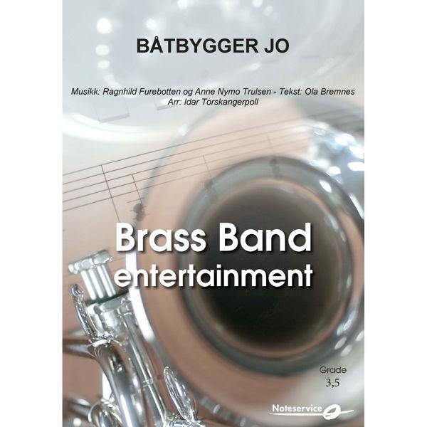 Båtbygger Jo - BBE Grade 3,5 Furebotten-Nymo Trulsen-Bremnes/ Arr: Idar Torskangerpoll