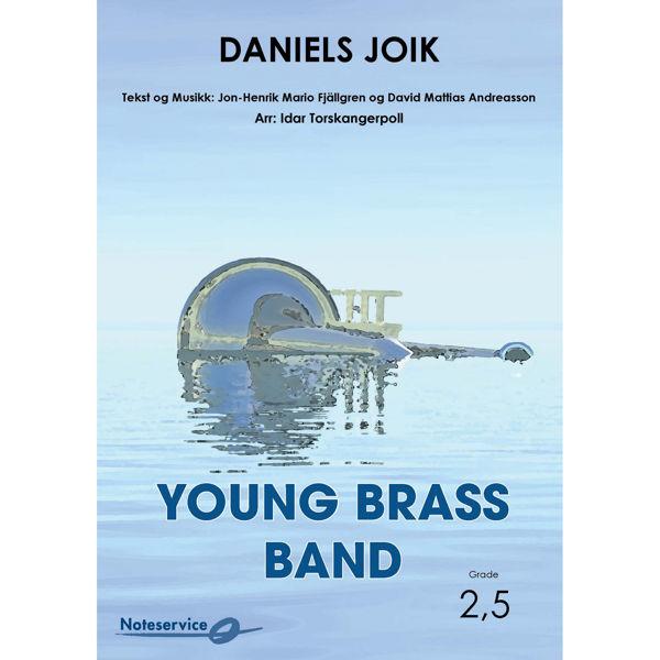 Daniels Joik YBB Grade 2,5 Fjällgren-Andreasson/Arr: Torskangerpoll