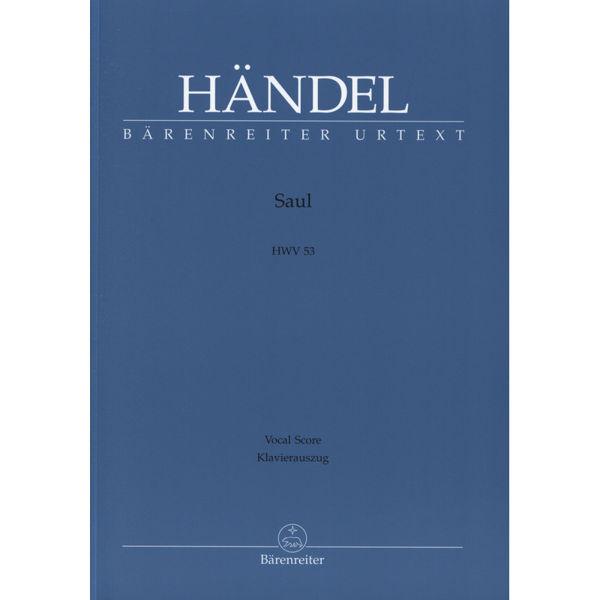 Händel - Saul - HWV 53