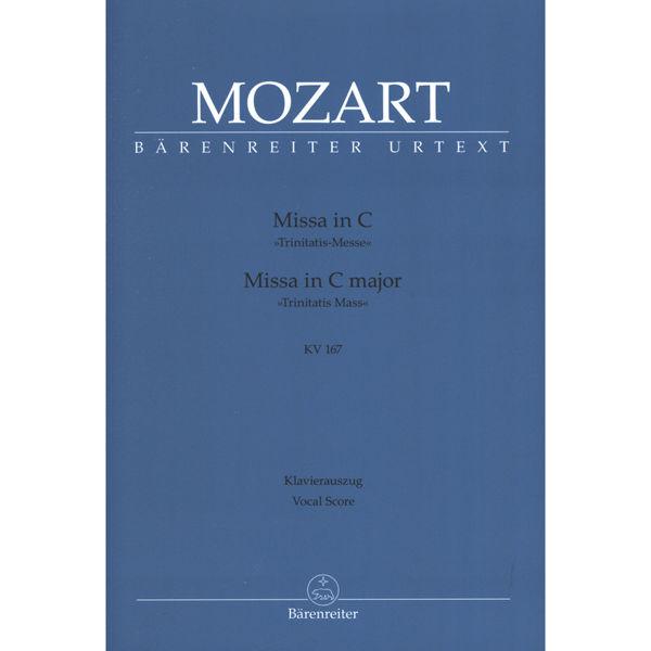 Mozart - Missa in C - KV 167