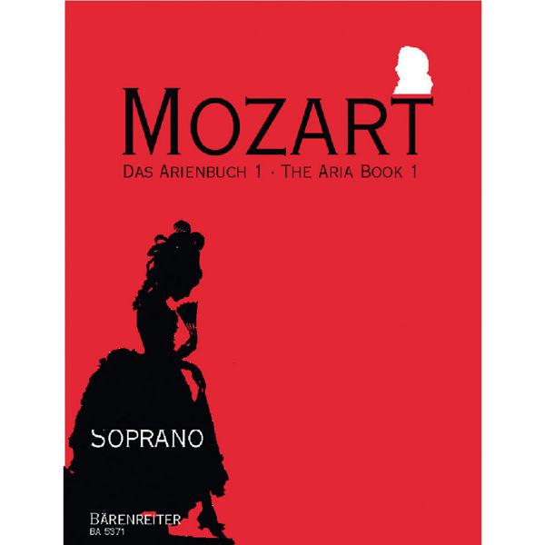 Mozart - The Aria Book 1 - Soprano