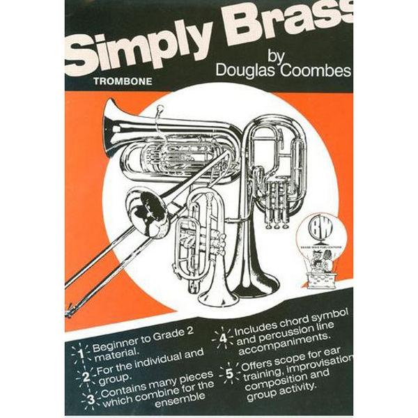 Simply Brass Trombone BC, Douglas Coombes