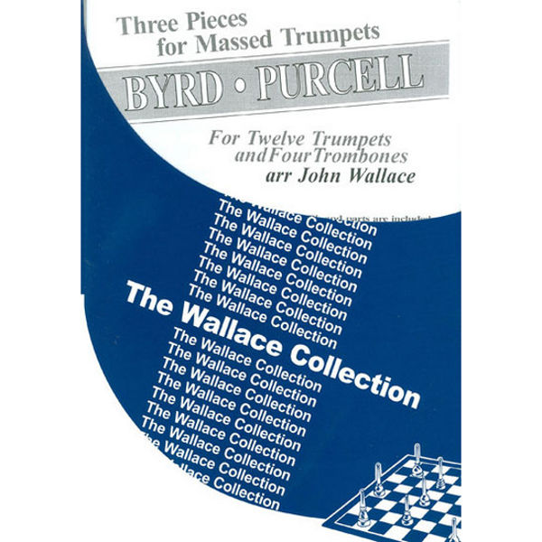 Massed Trumpet Pieces, 12 Trumpets and 4 Trombones
