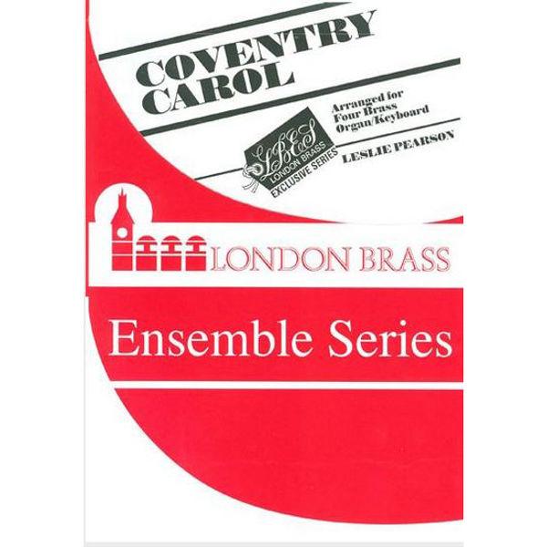 Coventry Carol, Carol Arrangements