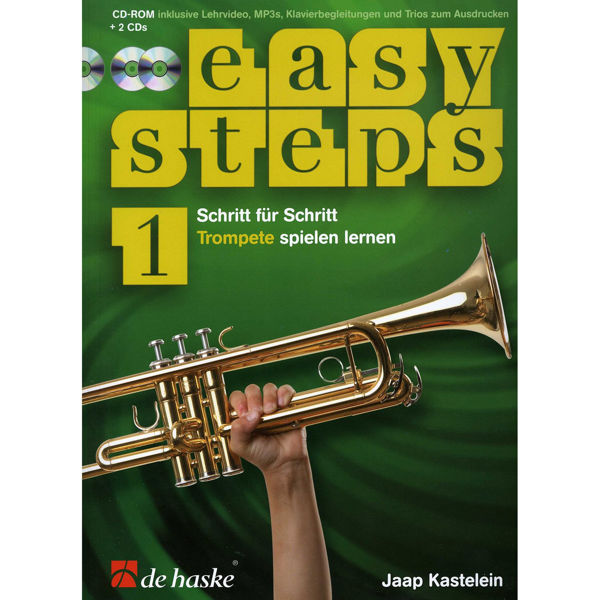 Schritt für schritt 1 - Trompet
