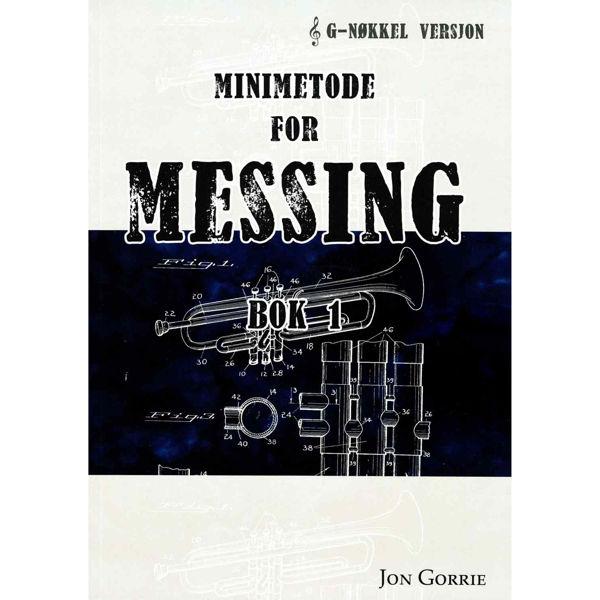 Minimetode for Messing G-nøkkel Bok 1, Jon Gorrie