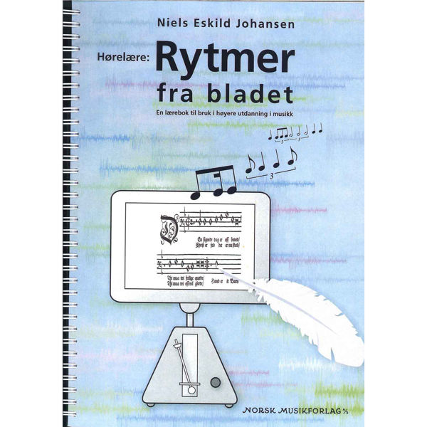 Hørelære - Rytmer fra bladet. Niels Eskild Johansen