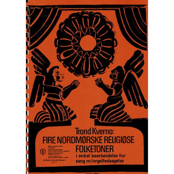 4 Nordmørske Religiøse Folketoner, Trond Kverno - Sang, Piano