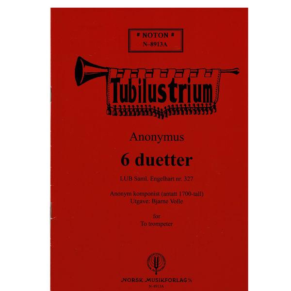 6 Duetter, Bjarne  Volle/Anonymus - Trompet