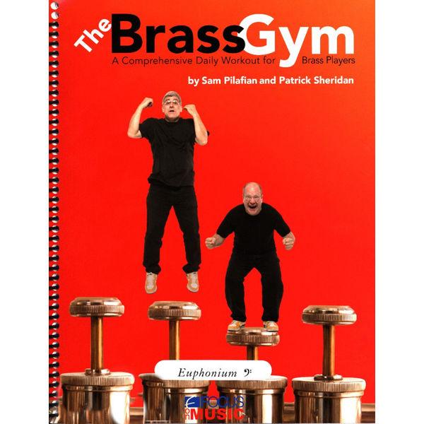 The Brass Gym,  Euphonium Bass Clef
