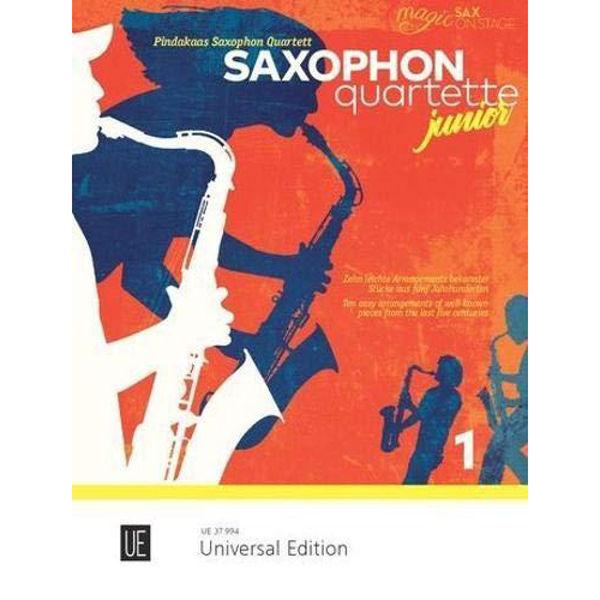 Saxophon Quartette Junior 1