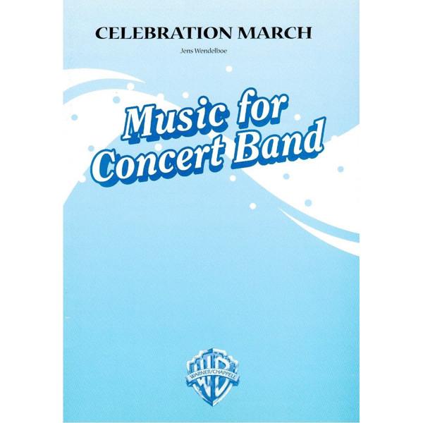 Celebration March / Frigjørings Marsj CB3 Wendelboe