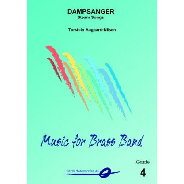 Dampsanger / Steam Songs BB4 Torstein Aagaard-Nilsen