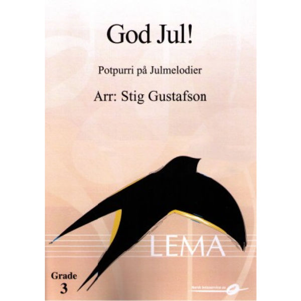 God jul! CB3 Arr Stig Gustafson