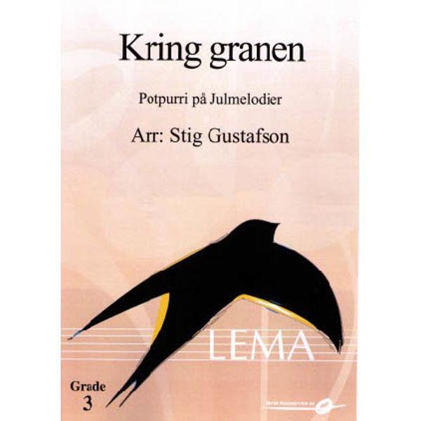 Kring Granen, julepotpourri CB2 Arr Stig Gustafson