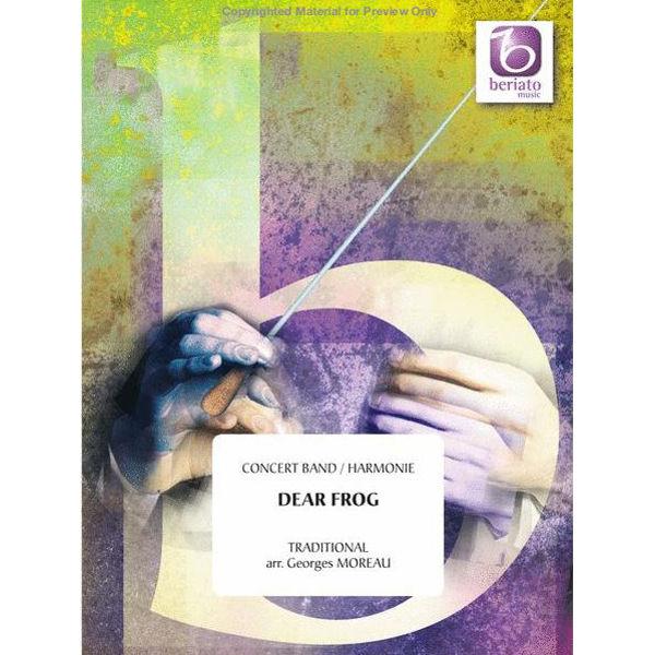 Dear Frog, Trojan / Moreau - Concert Band