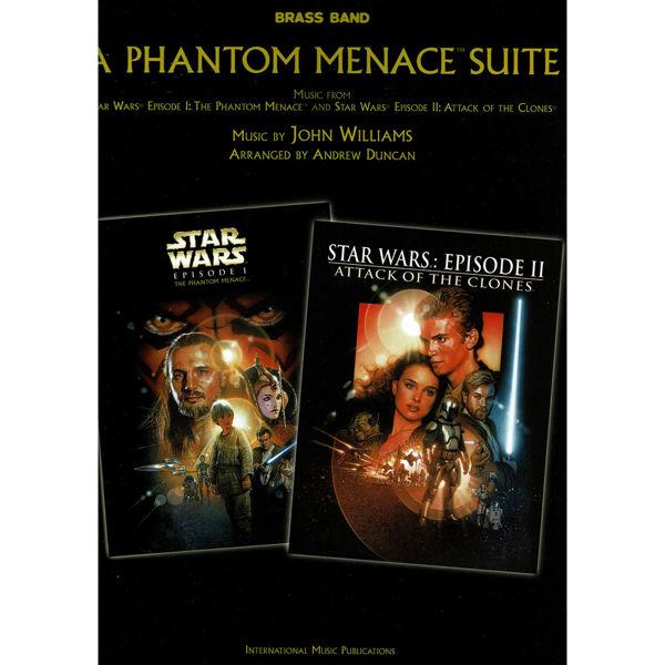 A Phantom Menace Suite - Star Wars arr. Sykes - Brass Band