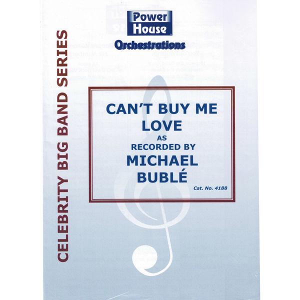 Can't buy me love, Lennon & McCartney arr Cy Payne. Big Band Vocal