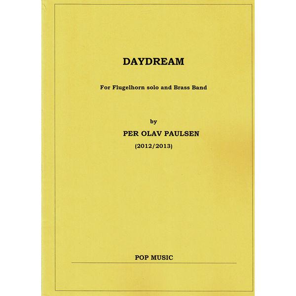 Daydream, Flugelhornsolo, Per Olav Paulsen - Brass band