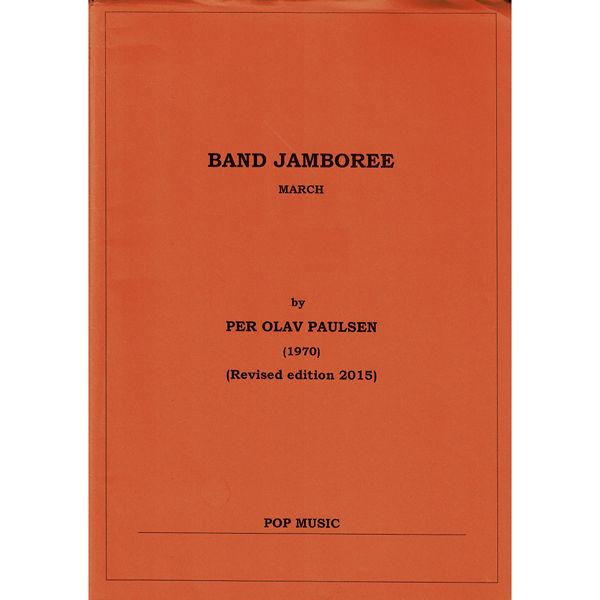 Band Jamboree, Per Olav Paulsen - Wind band