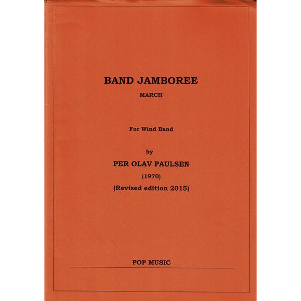 Band Jamboree, Per Olav Paulsen - Brass band