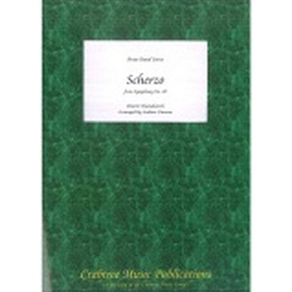 Scherzo from Symphony No.10, Sjostakovitsj / Duncan - Brass Band