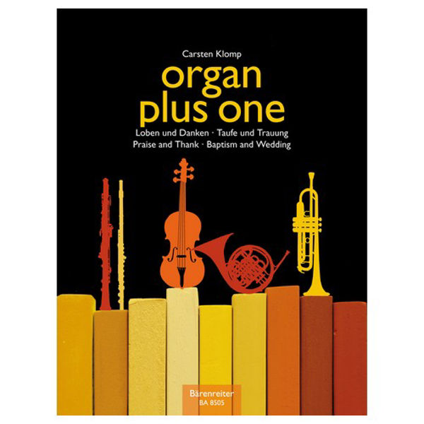 Organ Plus One - Praise and Thanks - Baptism and Wedding