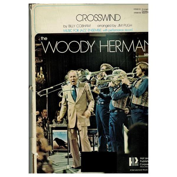 Crosswind, Billy Cobham arr Jim Pugh. Big Band
