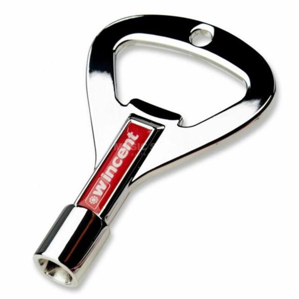 Stemmenøkkel Wincent W-RKCDB, Tuning Key/Bottle Opener, pr Pakke