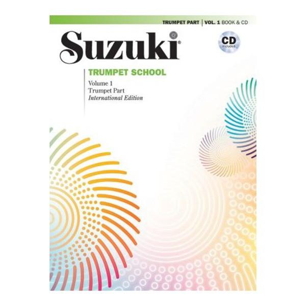 Suzuki Trumpet School vol 1 Book+CD