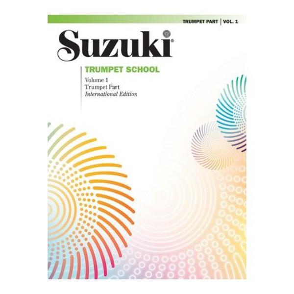 Suzuki Trumpet School vol 1 Book