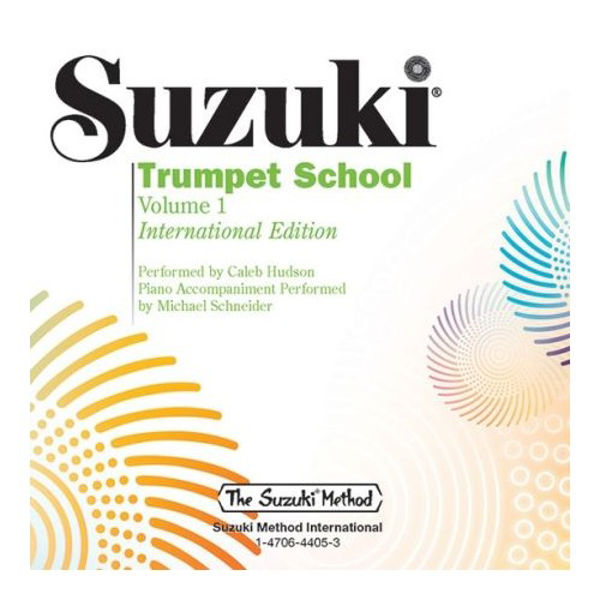 Suzuki Trumpet School vol 1 CD
