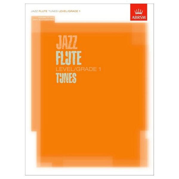 Jazz Flute Tunes Level 1. Score-Part-CD